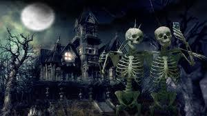 selfie de scheleti